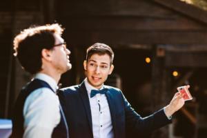 Hochzeits Zauberer