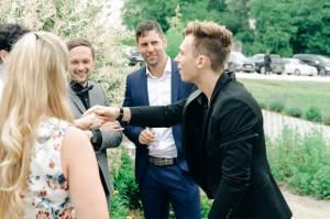 Zauberer Koeln Hochzeit 5